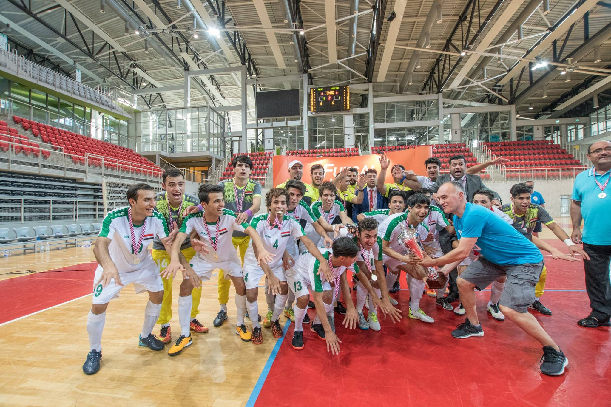 PHOTO: All photos from Futsal Week Summer Cup Poreč UNDER 19