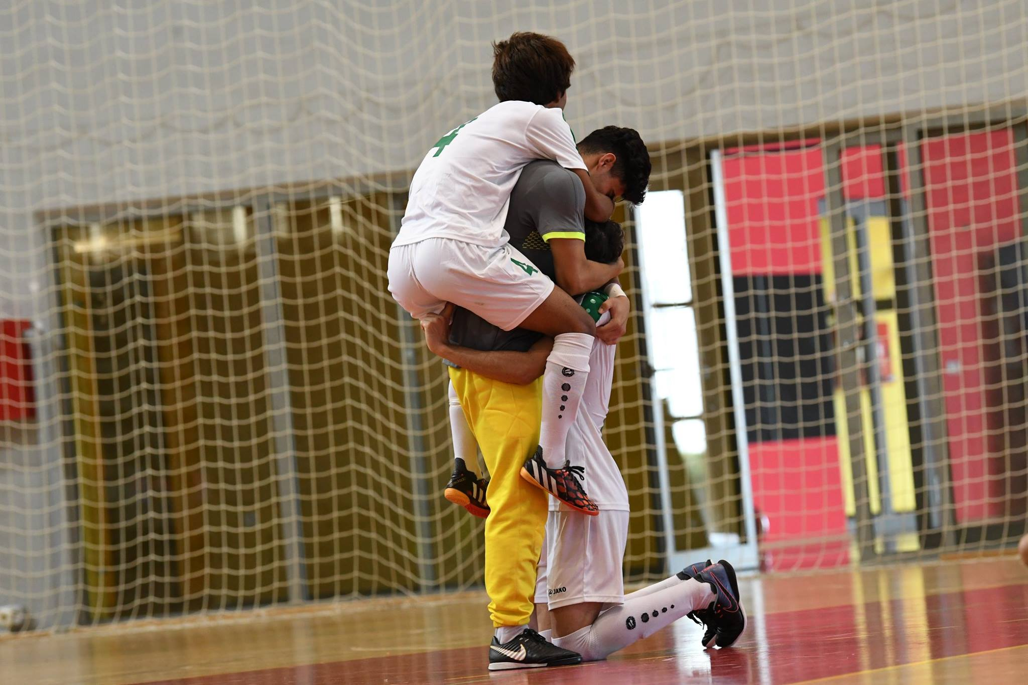 VIDEO: Iraq won Futsal Week!