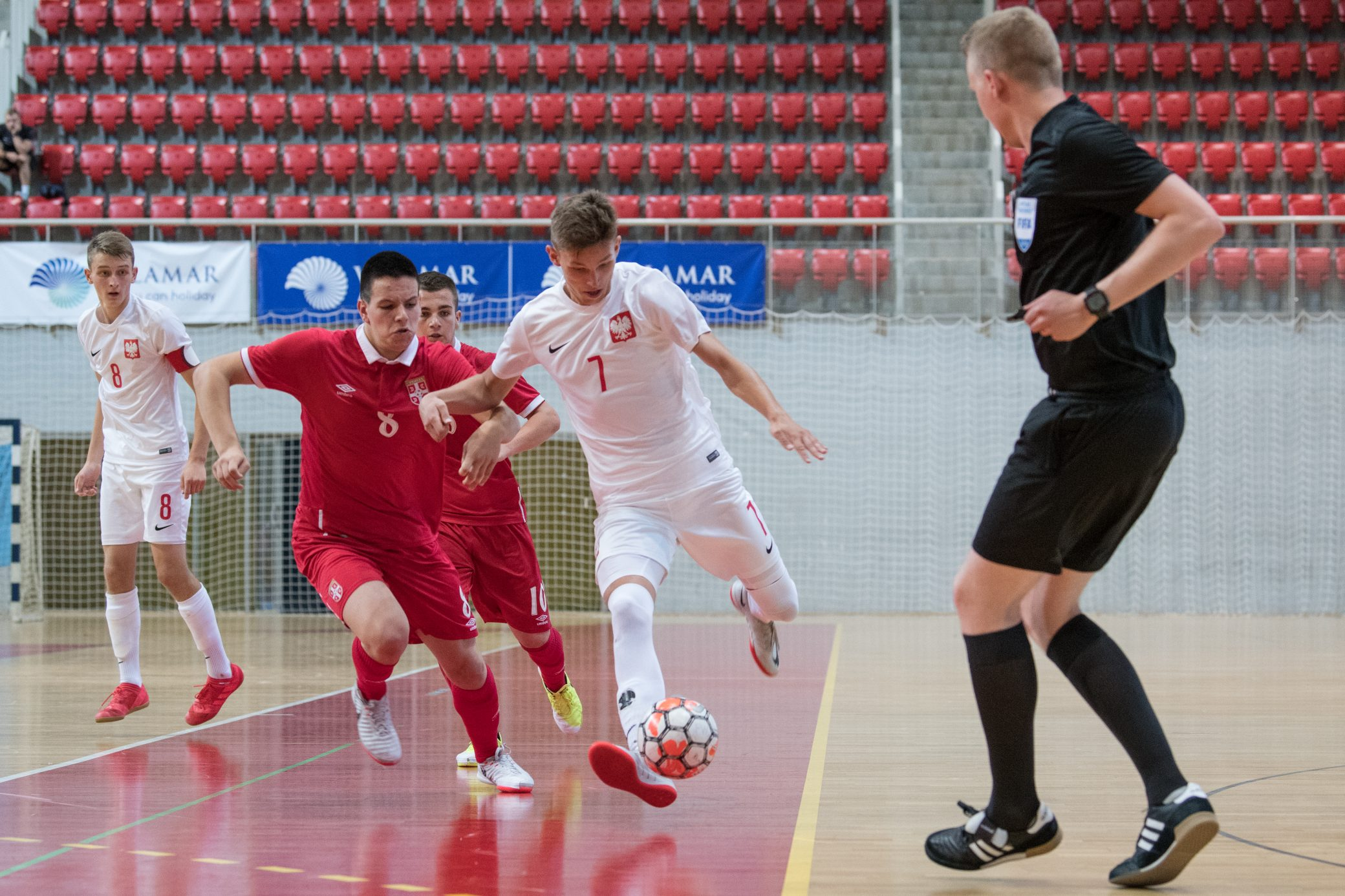 Here we go: Futsal Week Summer Cup U19 – Porec 2019!