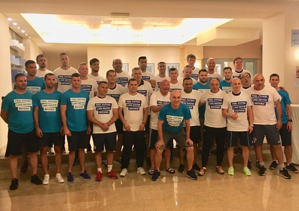 Futsal Week Summer Cup UNDER 19 – Fixtures