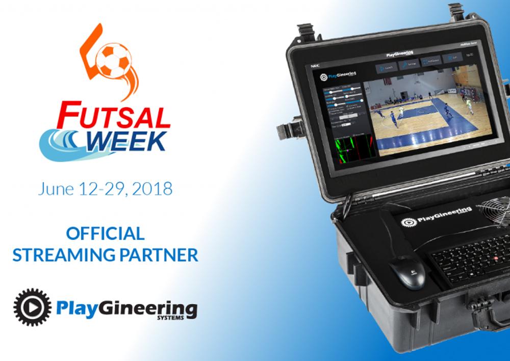 Futsal Week: The most innovative futsal tournament in the world