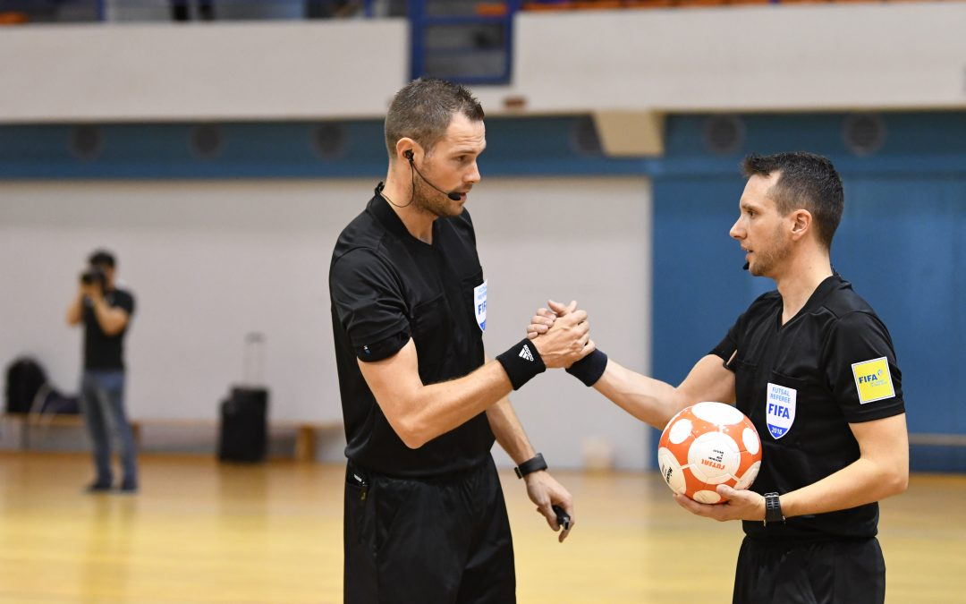 Referees – who are they?