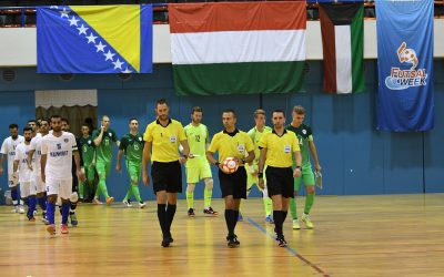 Futsal Week – IN NUMBERS!