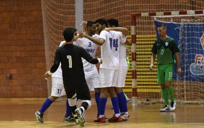 Hungary and Kuwait won the games!