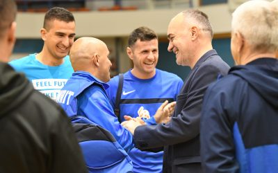 Big names at Futsal Week