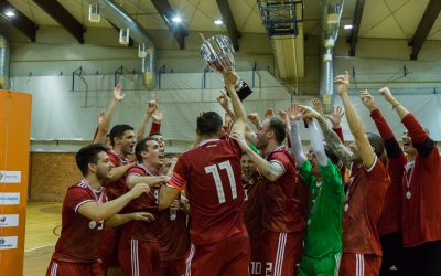 PHOTOS: Hungary won Futsal Week with 4 wins in 4 matches!