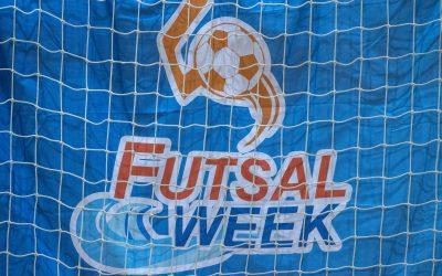 New Futsal Week dates released!