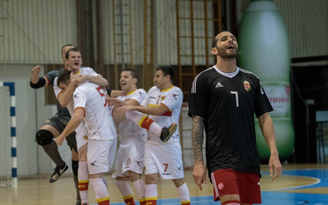 Montenegro won against Hungary
