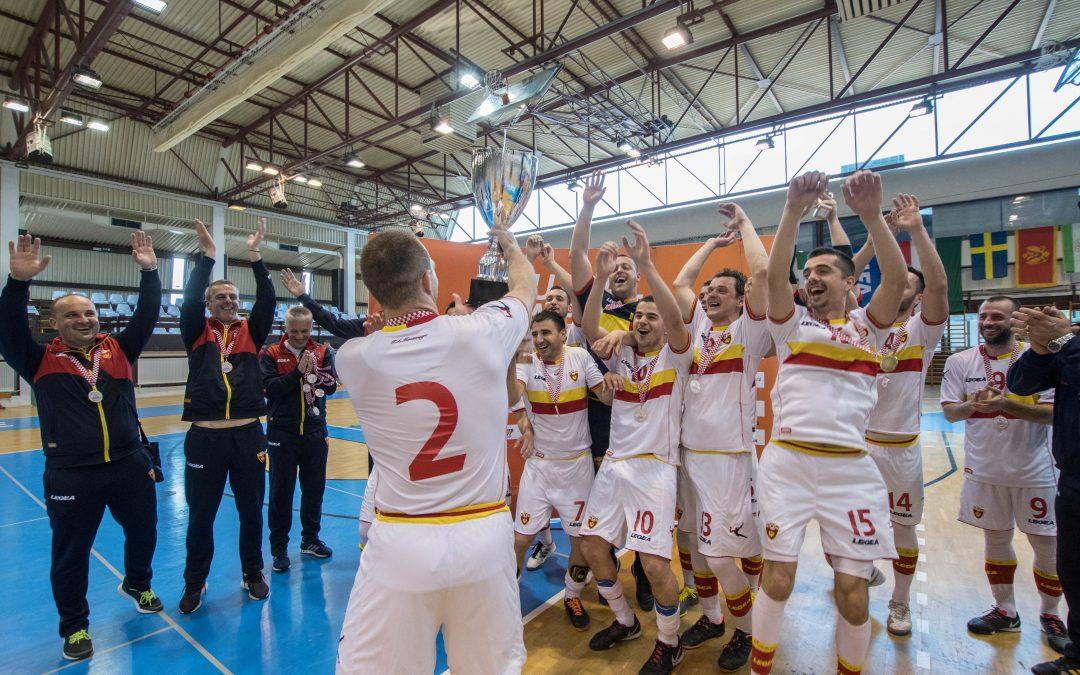 Montenegro Won FutsalWeek with 3 wins in 3 matches!