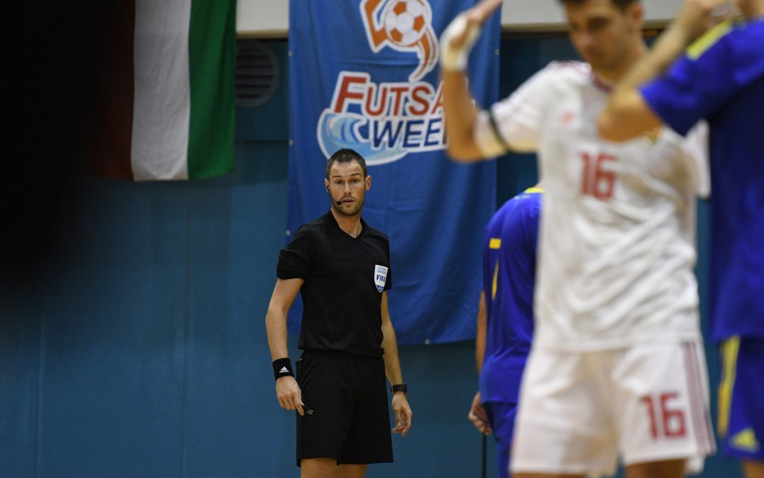 LIVE: FOLLOW FUTSAL WEEK AUTUMN CUP 2019 ACTION