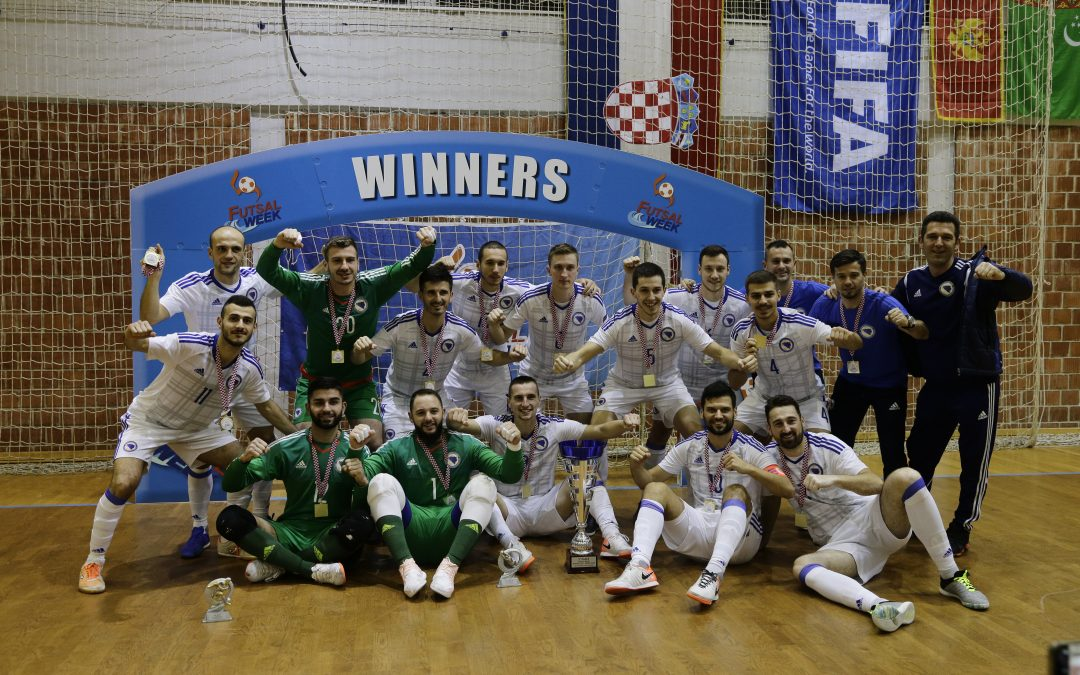FUTSAL WEEK WINTER CUP 2019