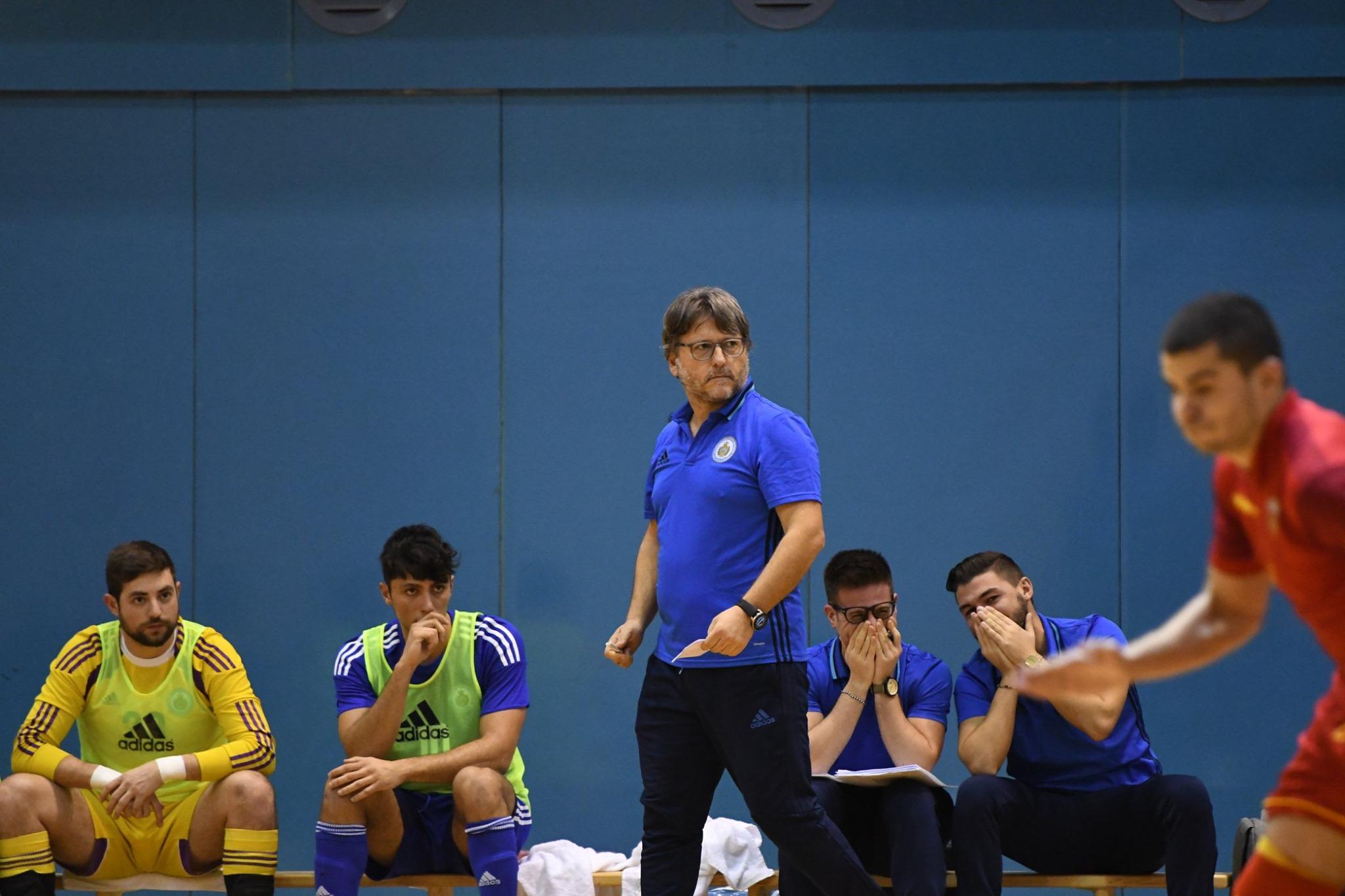 Roberto Osimani futsal