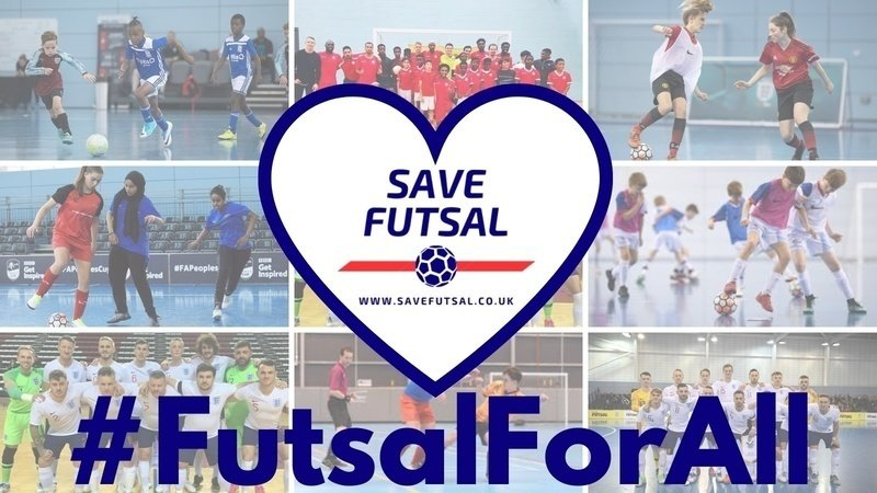 Sign the petition – Save futsal